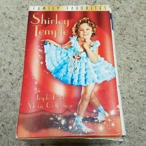 Shirley Temple family favorites~VHS